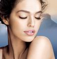 Emily Didonato_Maybelline Smooth Mousse Campaign
