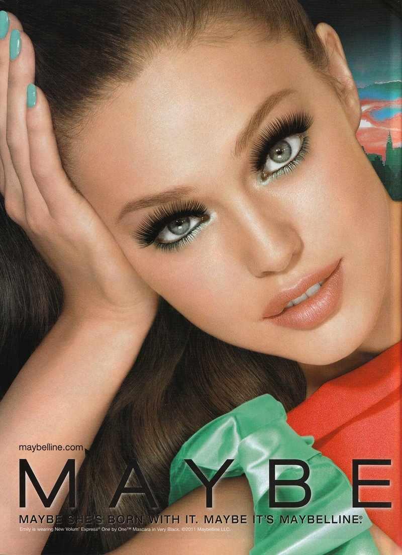 Maybelline Celebrity Endorsements - Celebrity Endorsers