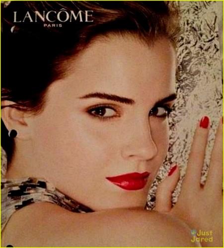 Emma Watson: 'Rouge in Love' Lady
