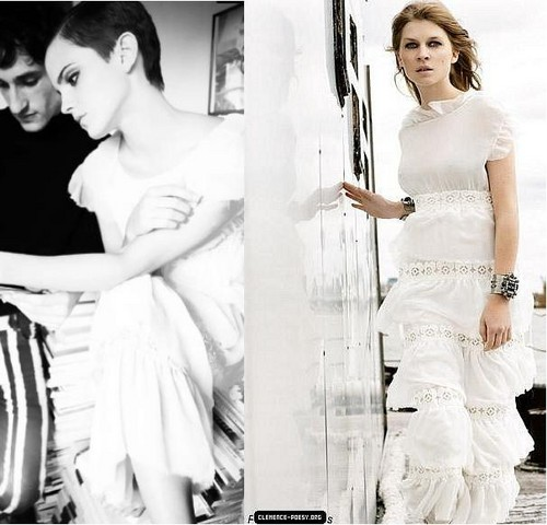 Emma Watson VS Clémence Poésy