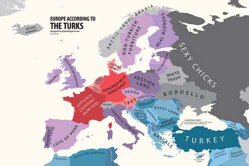 europa according to Turkey