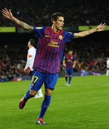 FC Barcelona (9) v CE L'Hospitalet (0) - Copa del Rey