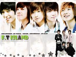 F.T. Island wolpeyper with a portrait entitled FT ISLAND!!!