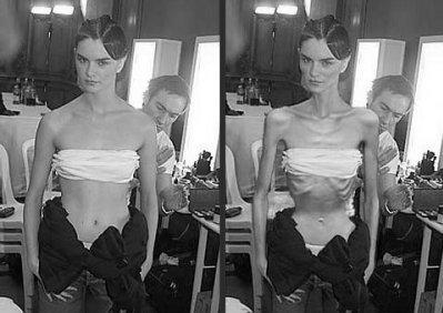 Faked skinny Модели