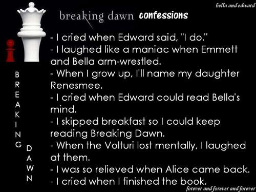 fan Art - Breaking Dawn - Part 1