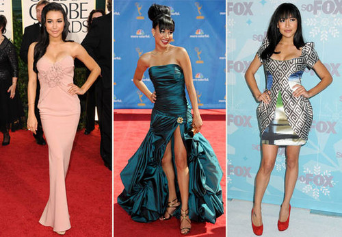 Fashion Hits and Misses: Naya Rivera's Most Outrageous Looks