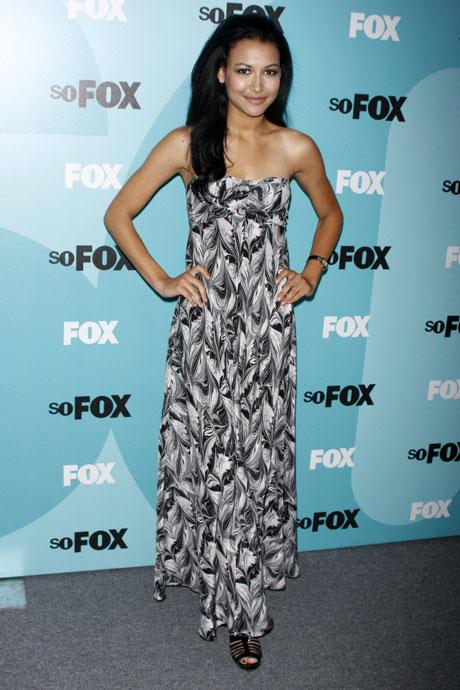 Naya Rivera Nd Annual Primetime Emmy Awards Picture