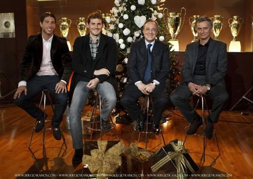 Feliz Navidad a todos Los Madridistas <3