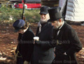 First Look: Daniel Day Lewis as Lincoln