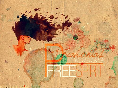 Free Spirit ~ Pocahontas