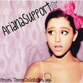 From TeenCelebFan :) - arianasupport photo