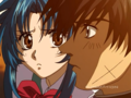 Full Metal Panic ( Kaname & Sousuke ) - full-metal-panic photo