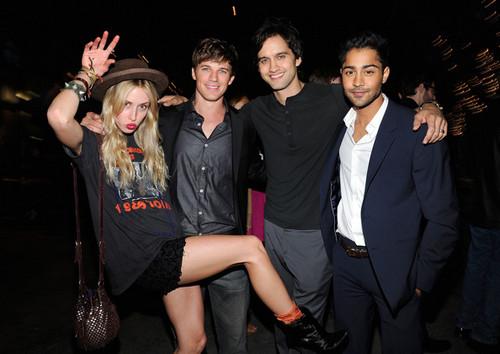 Gillian,Matt, Michael, Manish