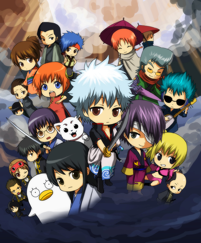 gintama chibi - photo #13