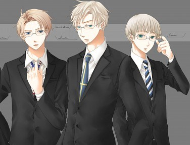 Glasses Trio~!