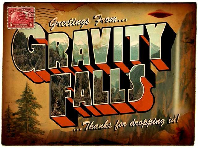 Gravity Falls wallpaper