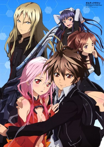 Guilty Crown images Guilty Crown HD wallpaper and background photos