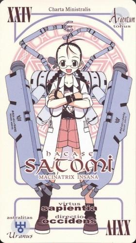 Hakase's Pactio Card
