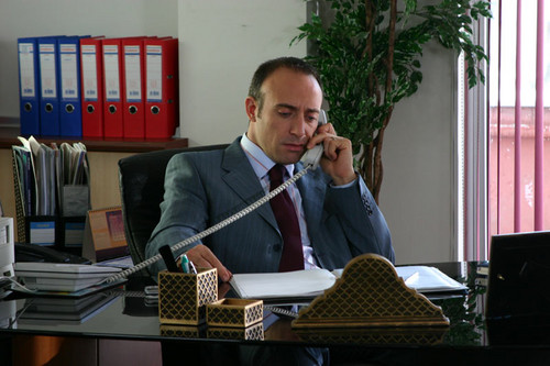 Hottest Actors wallpaper probably with a business suit called Halit Ergenc