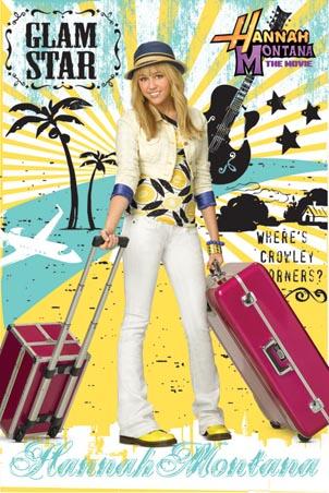 Hannah Monana Glam Star