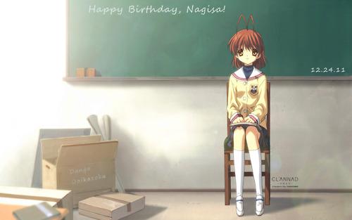Happy Birthday, Nagisa.