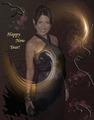 Happy new year! - lisa-edelstein fan art