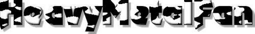 HeavyMetalFan Logo