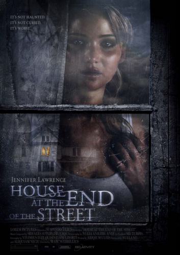 House at the End of the jalan poster