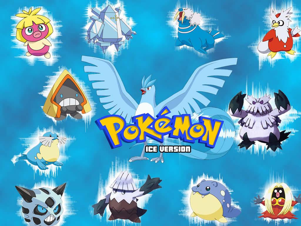 ice type pokemon wallpaper - photo #17