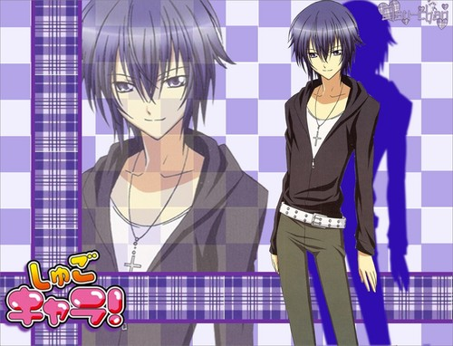 Ikuto Tsukiyomi fond d'écran containing animé called Ikuto