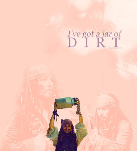 JAR OF DIRT <3