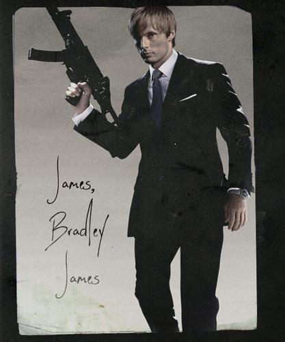James, Bradley James!
