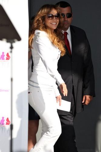 Jennifer Lopez - for babies walk in Miami, March, 2011