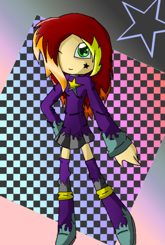 Jewel the Seedrian (character is not mine)