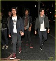Joe Jonas: Katsuya with Nick Jonas! - joe-jonas photo