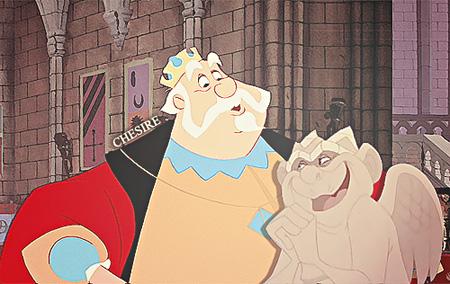 King Hubert/Laverne