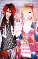 Koudai (Royz) and Hiyori