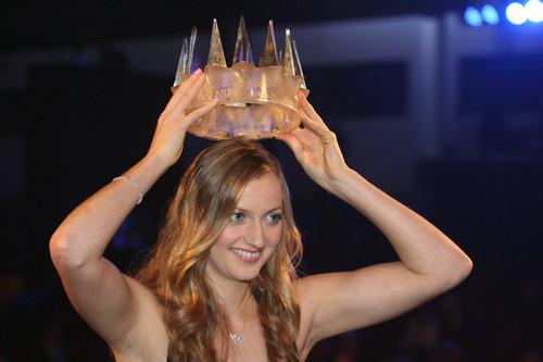 Kvitova is queen of sport 2011