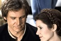 Leia and Han Solo - leia-and-han-solo photo