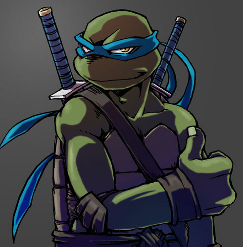 Ninja Turtles Wallpaper: Teenage Mutant Ninja Turtles Images Leonardo Wallpaper And