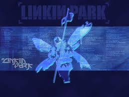 Linkin Park Hintergrund possibly containing a sign titled Linkin Park Hybrid Theory Hintergrund