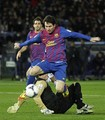 Lionel Messi: Santos FC (0) v FC Barcelona (4) - FIFA Club World Cup [Final]
