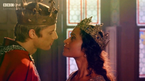 Long Live The King and queen of Camelot
