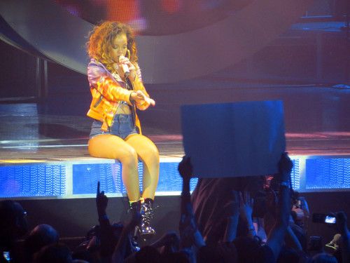 Loud Tour - Londres 20 12 2011