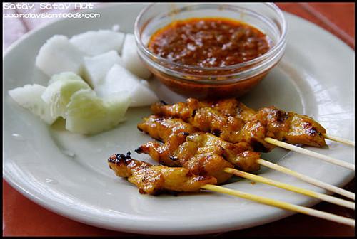 Malaysian's খাবার