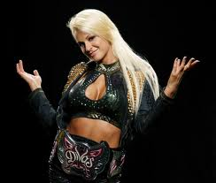 Maryse as the Divas Champion