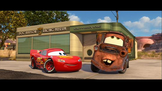 Mater: Is So Much Mehr Than Just A Tow Truck!