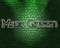 Max Green logo made by me alex(aleos)