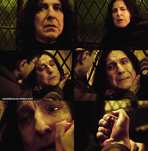 Memories Of Snape