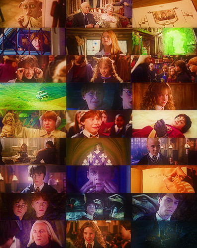 Memories Of The Chamber Of Secrets